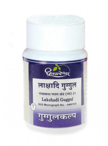 Лакшади Гуггул, Дхутапешвар (Lakshadi Guggul, Dhootapapeshwar) 60 таб - 1