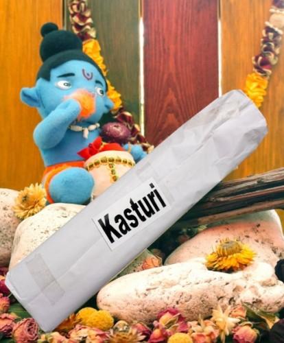 Благовония Kasturi 250 грамм упаковка (Вриндаван) - 1