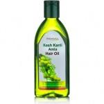 Масло для волос Кеш Канти Амла (Amla Hair Oil Kesh Kanti PATANJALI), 100мл