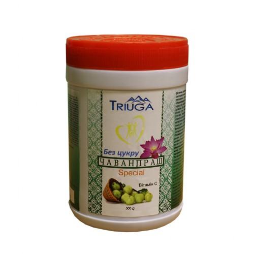 Чаванпраш без сахара, Триюга (Chyawanprash, Triuga) 500 грамм - 1
