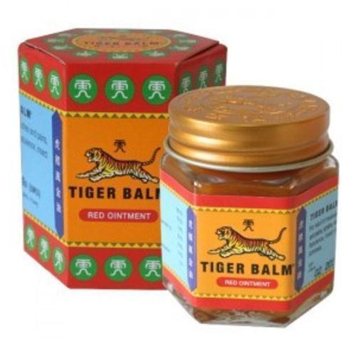 Тайгер Рэд лечебный бальзам (Tiger Red Balm) 9 мл - 1