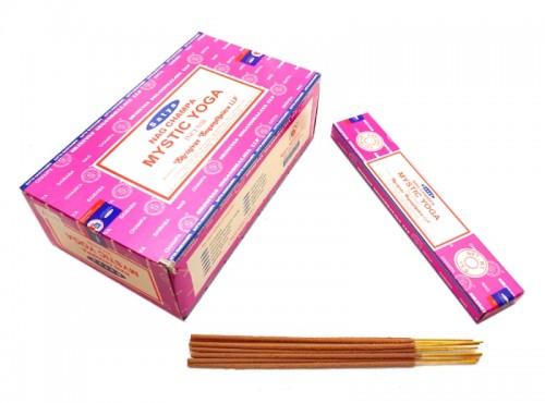 Благовония Mistic Yoga (Satya) 15 грамм - 1