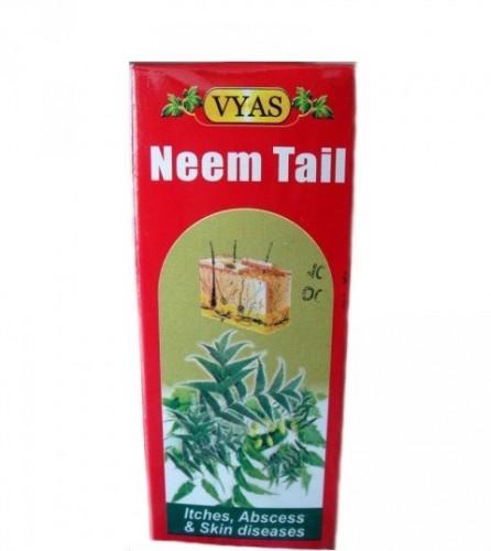 Ним масло, Вьяс (Neem tail, Vyas pharmaceuticals) 60 мл - 1
