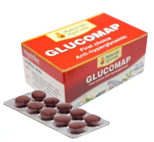 Глюкомап, Махариши Аюрведа (Glukomap, Maharishi Ayurveda) 10 табл - 1