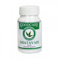 Шатавари, Гудкеар (Shatavari, Goodcare) 60 кап - 1
