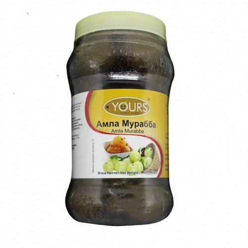 Амла Мурабба в сахарном сиропе (YOURS ETHNIC FOODS) 1 кг - 1