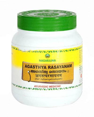 Агастья расаяна, Нагарджуна (Agasthya Rasayanam, Nagarjuna) 500 гр - 1