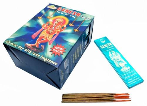 Благовония Anand Ganesh Special 10 палочек в пачке 25 грамм - 1