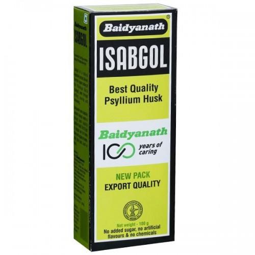 Исабгол, Байдьянатх (Isabgol, Baidyanath) 100гр - 1
