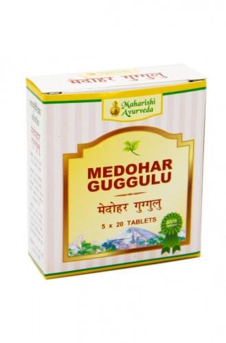 Медохар Гуггул, Махариши Аюрведа (Medohar Guggul, Maharishi Ayurveda) 100 таб - 1
