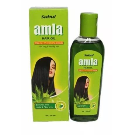 Масло для волос Амла (Amla Oil, Sahul) 100 мл - 1