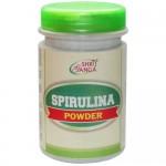 Спирулина Чурна, Шри Ганга (Spirulina , Shri Ganga) 100 гр