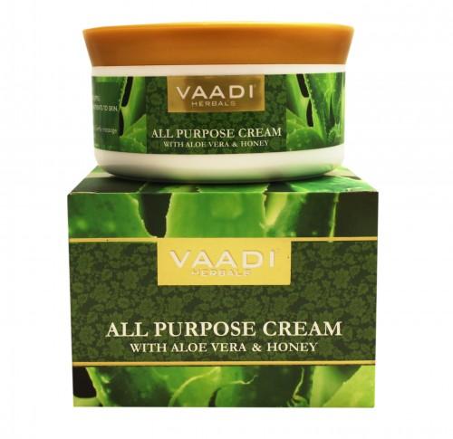 Крем для лица и тела Универсальный, Ваади (All-Purpose Cream, Vaadi) 150 гр - 1