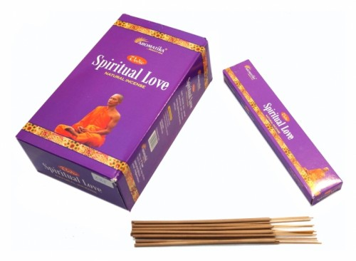 Благовония Vedic Spiritual Love (Aromatika) 15 грамм - 1