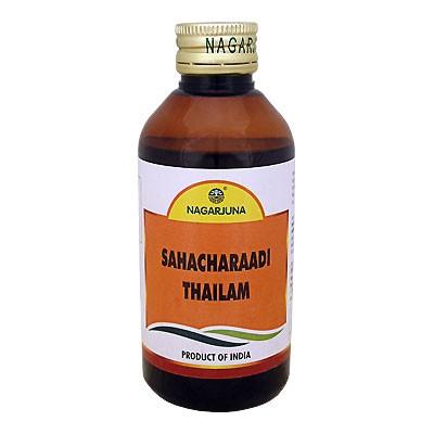 Сахачаради масло, Нагарджуна (Sahacharadi tailam, Nagarjuna) 200 мл - 1