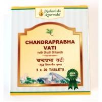 Чандрапрабха бати, Махариши Аюрведа (Chandraprabha Vati, Maharishi Ayurveda) 100 таб - 1