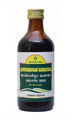 Аштаваргам Кашаям, Нагарджуна (Ashtavargaam Kashayaam, Nagarjuna) 200 мл - 1