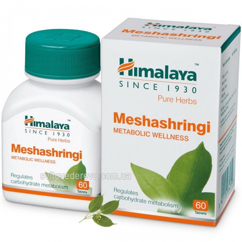 Мешашринги экстракт Джинема, Хималая (Meshashringi, Himalaya) 60 таб - 1