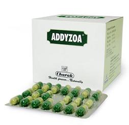 Аддизоа. Чарак (Addyzoa, Charak) 20 таб - 1