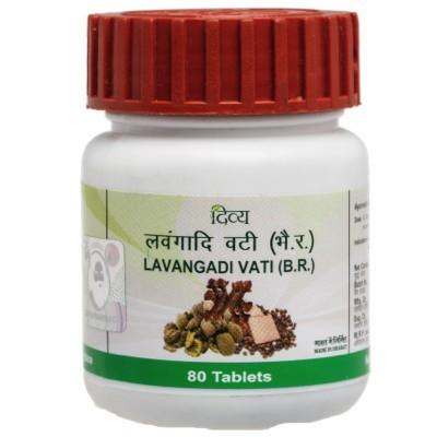 Лавангади вати, Патанджали (Lavangadi vati, Patanjali) 80 табл - 1