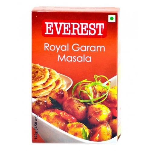 Приправа Роял Гарам масала (Garam masala, Everest), 50 гр - 1
