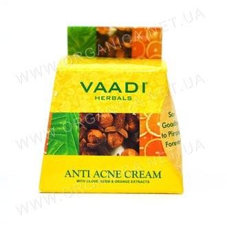 Крем для лица Анти Акне, Ваади (Anti Acne Cream, Vaadi) 30 гр - 1