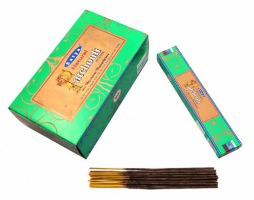 Благовония Natural Patchouli (Satya) 15 грамм - 1