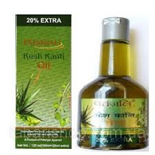 Масло для укрепления и роста волос (Kech Kanti Hair Oil ,Patanjali), 120 мл - 1