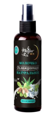 Молочко для тела охлаждающее (MaYur) 120 мл. - 1