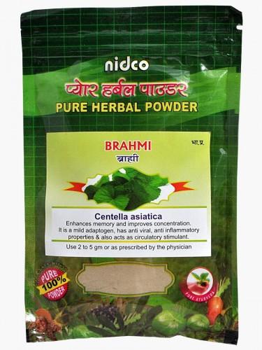 Брахми чурна, Нидко (Brahmi churna, Nidco) 50 гр - 1