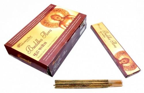 Благовония Будда Флора (Aromatika ),15 грамм - 1