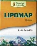 Липомап, Махариши Аюрведа (Lipomap, Maharishi Ayurveda) 40 таб
