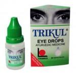 Трикул капли для глаз, Траймед (Trikul Eye Drops, Trimed) 10 мл