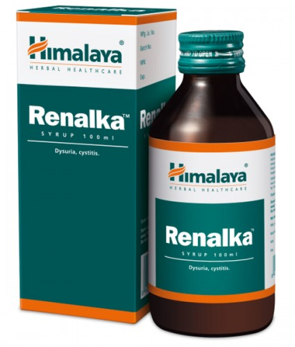 Реналка сироп, Хималая (Renalka Syrup, Himalaya) 100 мл - 1