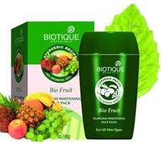 Био Фрукты (Biotique Bio Fruit pack), 75 гр - 1
