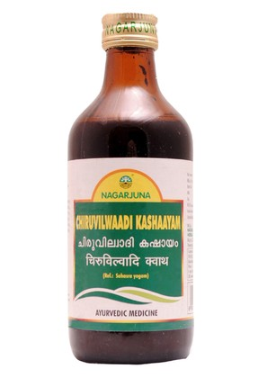 Чирувилвади Кашая, Нагарджуна (Chiruvilwadi kashayam, Nagarjuna) 200 мл - 1
