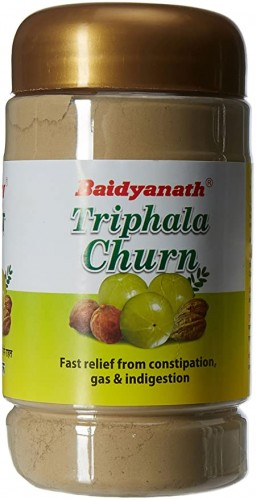 Трифала чурна, Бадьянатх (Triphala Churna, Baidyanath) 500 грамм. - 1