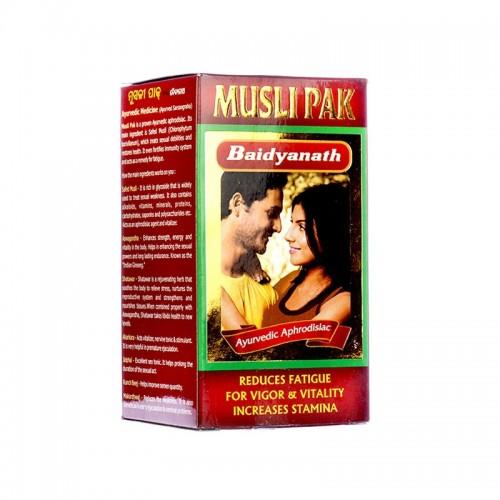 Мусли Пак, Бадьянатх (Moosli Pak, Baidyanath) 100 гр - 1