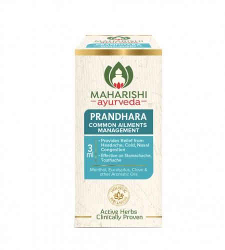 Прандхара, Махариши Аюрведа (Prandhara, Maharishi Ayurveda) 3 мл - 1