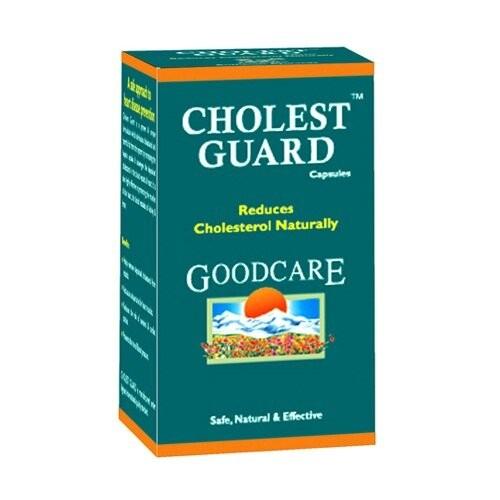 Холест Гард, Гудкеар (Cholest Guard, Goodcare Pharma) 60 кап - 1