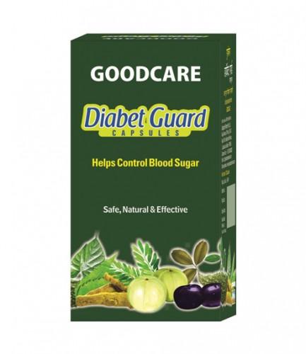 Диабет Гард, Баидьянатх (Diabet Guard, Baidyanath) 120 капс - 1