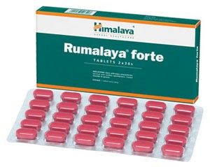Румалая Форте, Хималая (Rumalaya forte, Himalaya) 60 таб. - 1