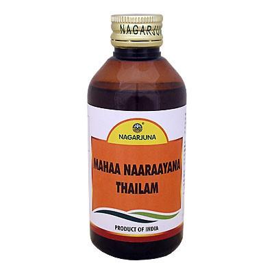 Маханараяна Tайлам, Нагарджуна (Mahanarayana tailam, Nagarjuna) 200 мл - 1