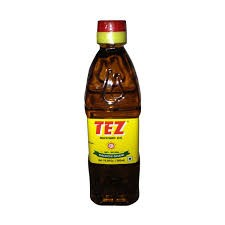 Масло горчичиое (Tez Mustard oil) 200 мл - 1