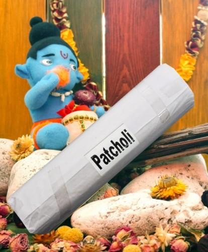 Благовония Patchouli 250 грамм упаковка (Вриндаван) - 1