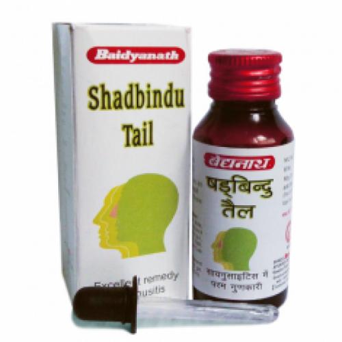 Шадбинду масло, Бадьянатх (Shadvindu oil, Baidyanath) 25 мл - 1