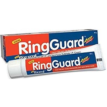 Крем противогрибковый Ринг Гуард (RingGuard) 20 гр - 1