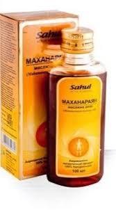 Массажное масло Маханараян, Сахул (Massage Oil Mahanarayan, Sahul) 100 мл - 1