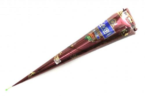 Хна коричневая в тюбиках для росписи по телу Kaveri 25 гр. - 1
