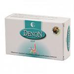 Мыло Denon против грибка, воспаления и зуда, 75 гр